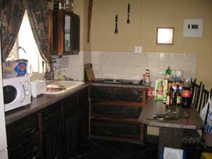 Chalets - Kitchen